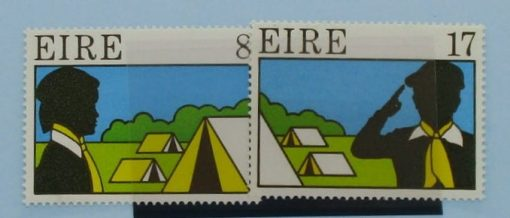 Ireland Stamps, 1977, SG409-410, Mint 3