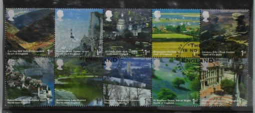 Great Britain Stamps, 2006, SG2597a, Used 3