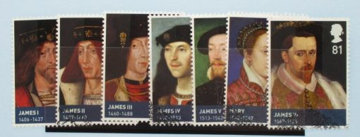 Great Britain Stamps, 2010, SG3046-3052, Used 3