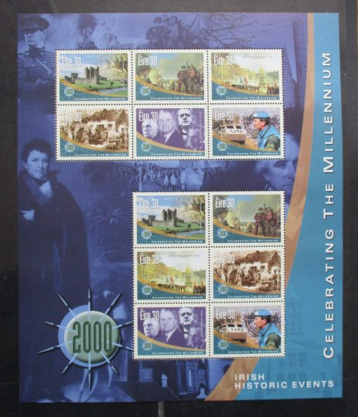 Ireland Stamps, 2000, SG1289a, Mint 3