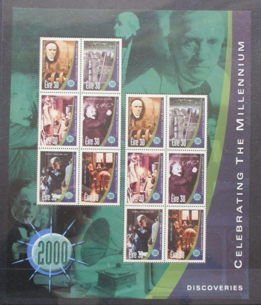 Ireland Stamps, 2000, SG1300a, Mint 3