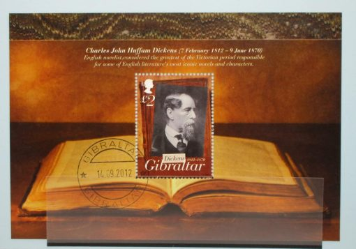 Gibraltar Stamps, 2012, MS1469, Used 3
