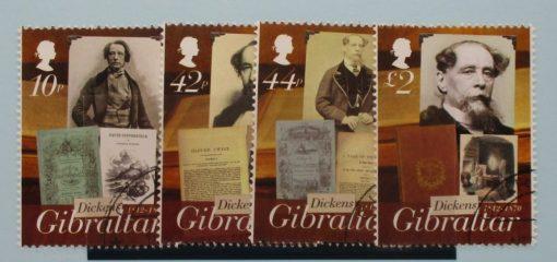 Gibraltar Stamps, 2012, SG1465-1468, Used. 3