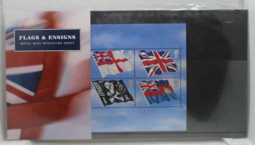 Great Britain Stamps, 2001, MS2206, Mint 3
