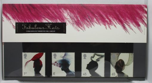 Great Britain Stamps, 2001, SG2216-2219, Mint 3