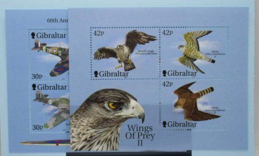 Gibraltar Stamps, 2000, MS949, Mint 3