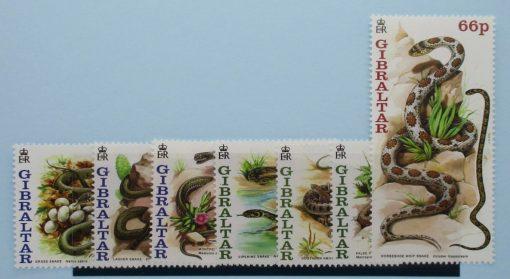 Gibraltar Stamps, 2001, SG960-966, Mint 3