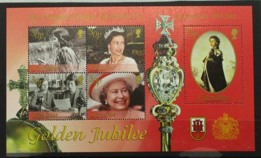 Gibraltar Stamps, 2002, MS1001, Mint 3