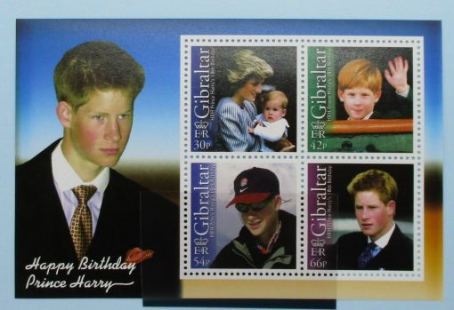 Gibraltar Stamps, 2002, MS1024, Mint 3