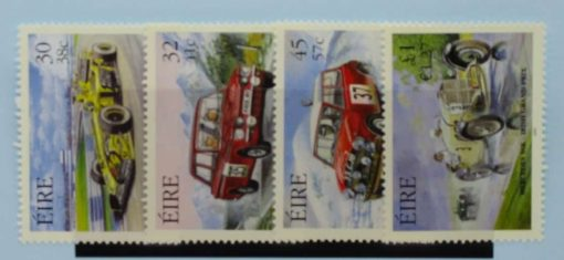 Ireland Stamps, 2001, SG1406-1409, Mint 3
