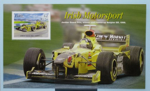 Ireland Stamps, 2001, MS1410, Mint 3