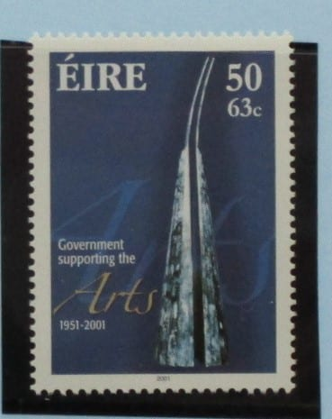 Ireland Stamps, 2001, SG1461, Mint 3