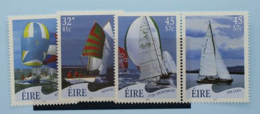 Ireland Stamps, 2001, SG1436-1437, SG1438a, Mint 3