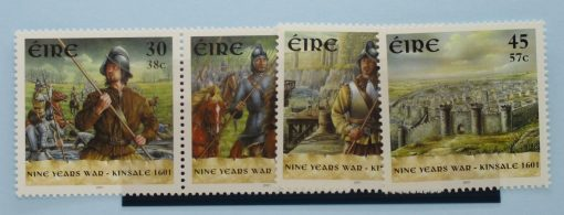Ireland Stamps, 2001, SG1432a, SG1434-1435, Mint 3