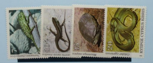 Cyprus Stamps, 1992, SG822-825, Mint 2