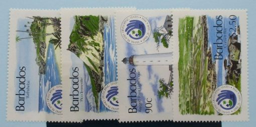 Barbados Stamps, 1994, SG1022-1025, Mint 2
