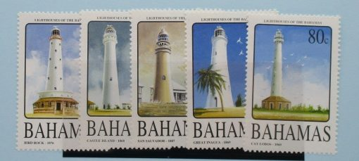Bahamas Stamps, 2005, SG1396-1400, Mint 2