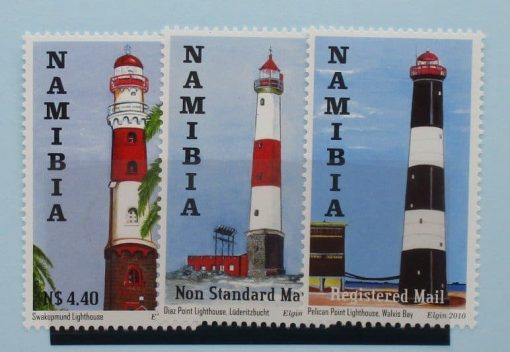 Namibia Stamps, 2010, SG1152-1154, Mint 1