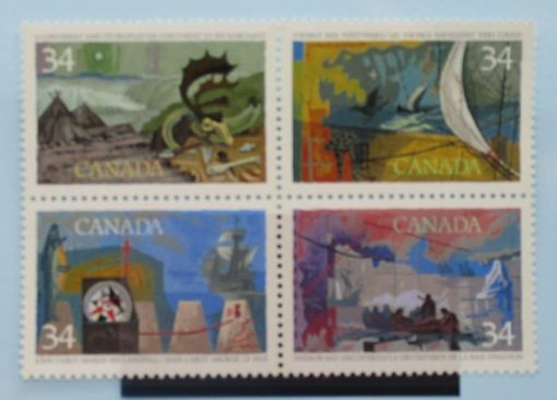 Canada Stamps, 1986, SG1208a, Mint 3