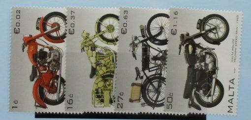 Malta Stamps, 2007, SG1553-1556, Mint 3