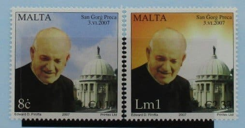 Malta Stamps, 2007, SG1543-1544, Mint 3