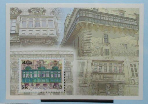 Malta Stamps, 2007, MS1540, Mint 3