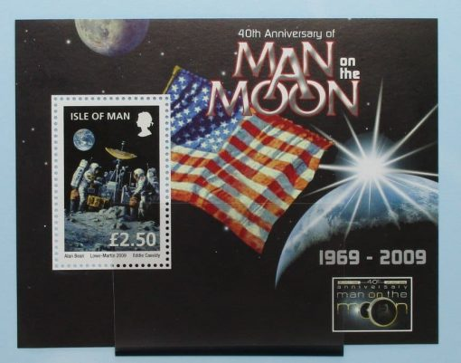 Isle of Man Stamps, 2009, MS1534a, Mint 3