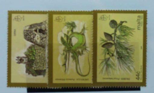 Malta Stamps, 1995, SG997-999, Mint 3