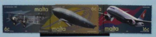 Malta Stamps, 2000, SG1176a, SG1178a, Mint 3