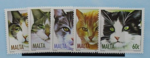 Malta Stamps, 2004, SG1349-1353, Mint 3