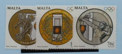 Malta Stamps, 2004, SG1384-1386, Mint 3