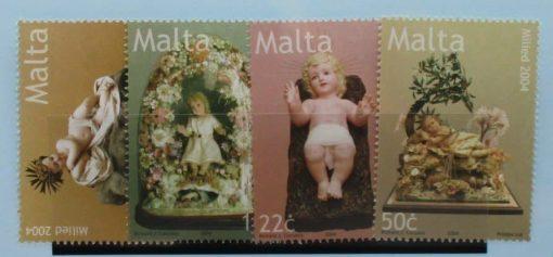 Malta Stamps, 2004, SG1397-1400, Mint 3