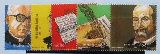 Malta Stamps, 2005, SG1436-1440, Mint 3