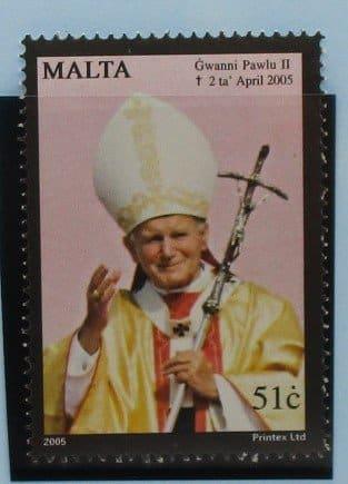 Malta Stamps, 2005, SG1411, Mint 3