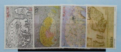 Malta Stamps, 2005, SG1401-1404, Mint 3