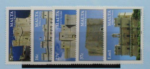 Malta Stamps, 2006, SG1499-1503, Mint 3