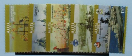 Malta Stamps, 2006, SG1490-1494, Mint 3