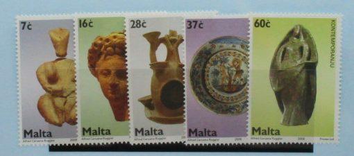 Malta Stamps, 2006, SG1456-1460, Mint 3