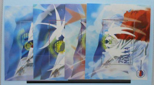 Malta Stamps, 2005, MS1454, Mint 3