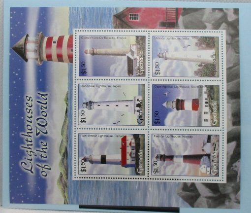 Grenada Stamps, 2001, SG4499a, Mint 3