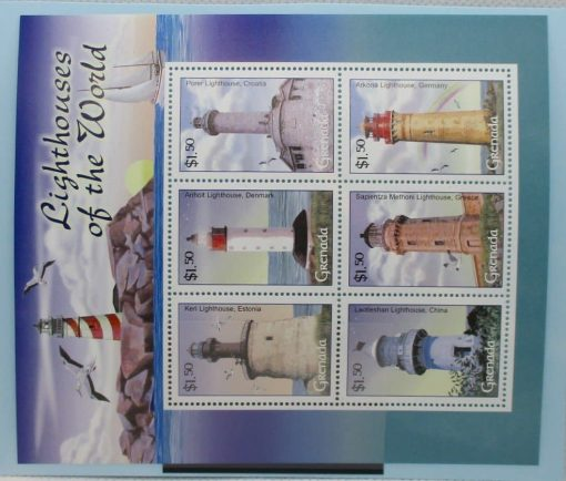 Grenada Stamps, 2001, SG4511a, Mint 3