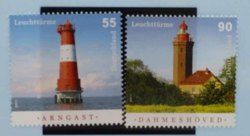 Germany Stamps, 2011, SG3726-3727, Mint 2