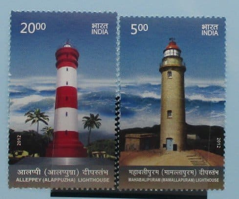 India Stamps, 2012, SG2906-2907, Mint 1