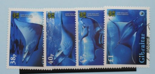 Gibraltar Stamps, 2006, SG1152-1155, Used 3