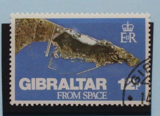 Gibraltar Stamps, 1978, SG398, Used 3