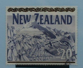 New Zealand Stamps, 1994, SG1784, Used. 3