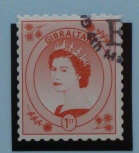 Gibraltar Stamps, 1999-2001, SG871, Used 3