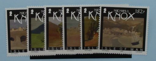 Isle of Man Stamps, 2009, SG1542-1547, Mint 3