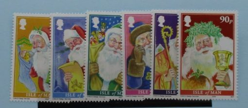 Isle of Man Stamps, 2009, SG1549-1554, Mint 3