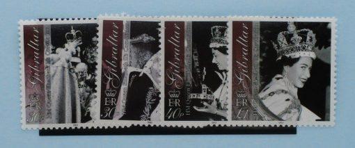 Gibraltar Stamps, 2003, SG1031-1034, Mint 3